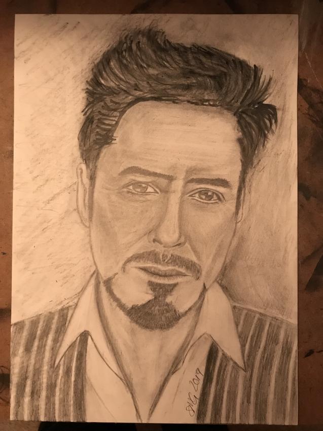 Robert Downey Jr by SusieG